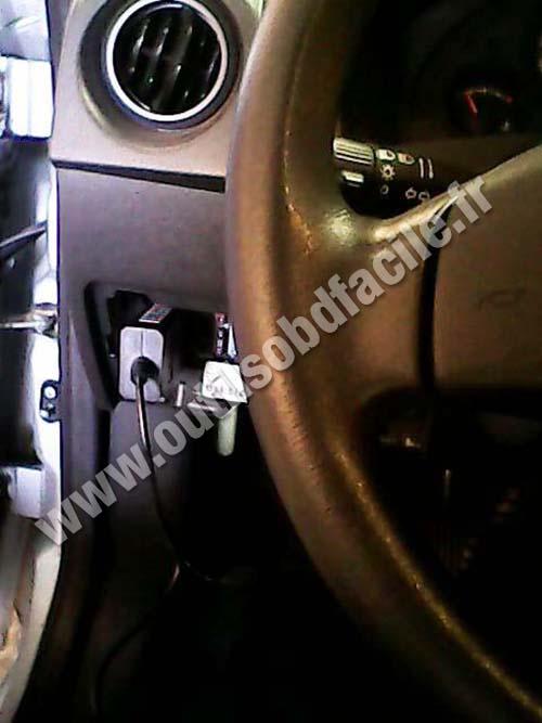 Boite Fusibles Chevrolet Celta