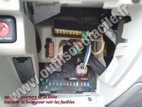 fuse box in citroen saxo prise obd2 dans les    citroen    c5  2000 2008  outils obd facile  prise obd2 dans les    citroen    c5  2000 2008  outils obd facile
