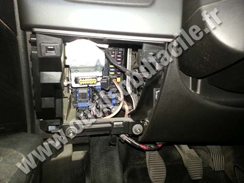 Fuse Box Fiat Punto Evo : Prise obd dans les fiat grande punto outils