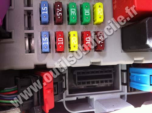 Citroen xsara fuse box location get free image about