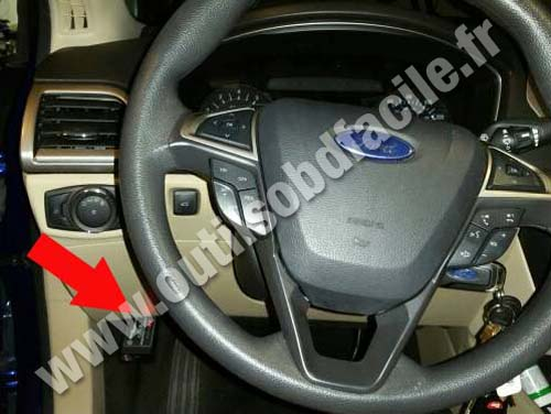 Ford Fusion Tableau De Bord