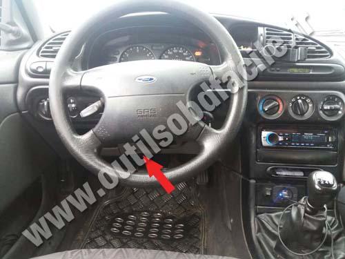 Prise OBD2 dans les Ford Mondeo 1 (1996 - 2000) - Outils ...