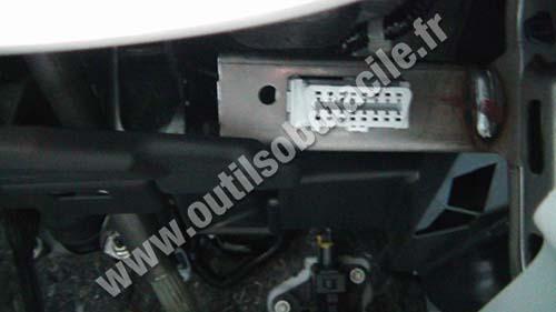 Prise Connecteur Obd Honda Crz