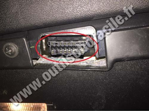 Prise Obd2 Dans Les Land Rover Range Rover Sport 2009