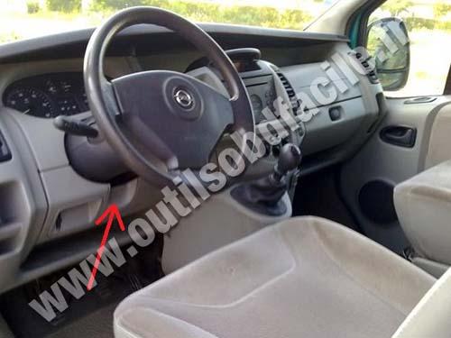 opel-vivaro-tableau-bord-habitacle Opel Corsa C Fuse Box on