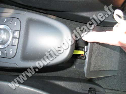 Prise OBD2 dans les Renault Espace IV (2002-2006) - Outils ...
