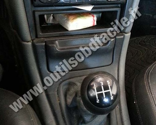 Renault Laguna 1 Phase 2 console centrale