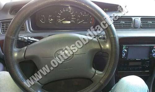Toyota Camry Tableau Bord Volant