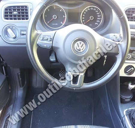 Prise Obd2 Dans Les Volkswagen Polo V 2009 2017