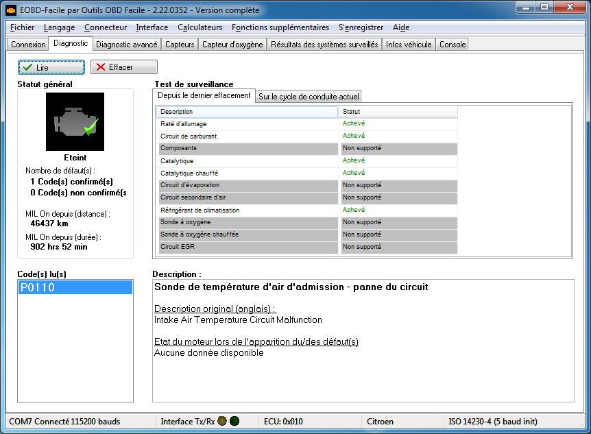 r parer votre code d faut p0110 en suivant notre tuto outils obd facile